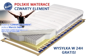 materac CZWARTY ELEMENT