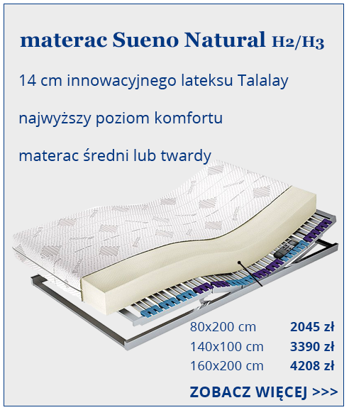 materac do spania Koło Sueno Natural
