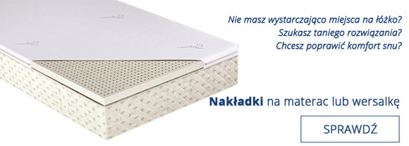 Aktualne Sklep M&K Foam - Materace do spania Koło XH65