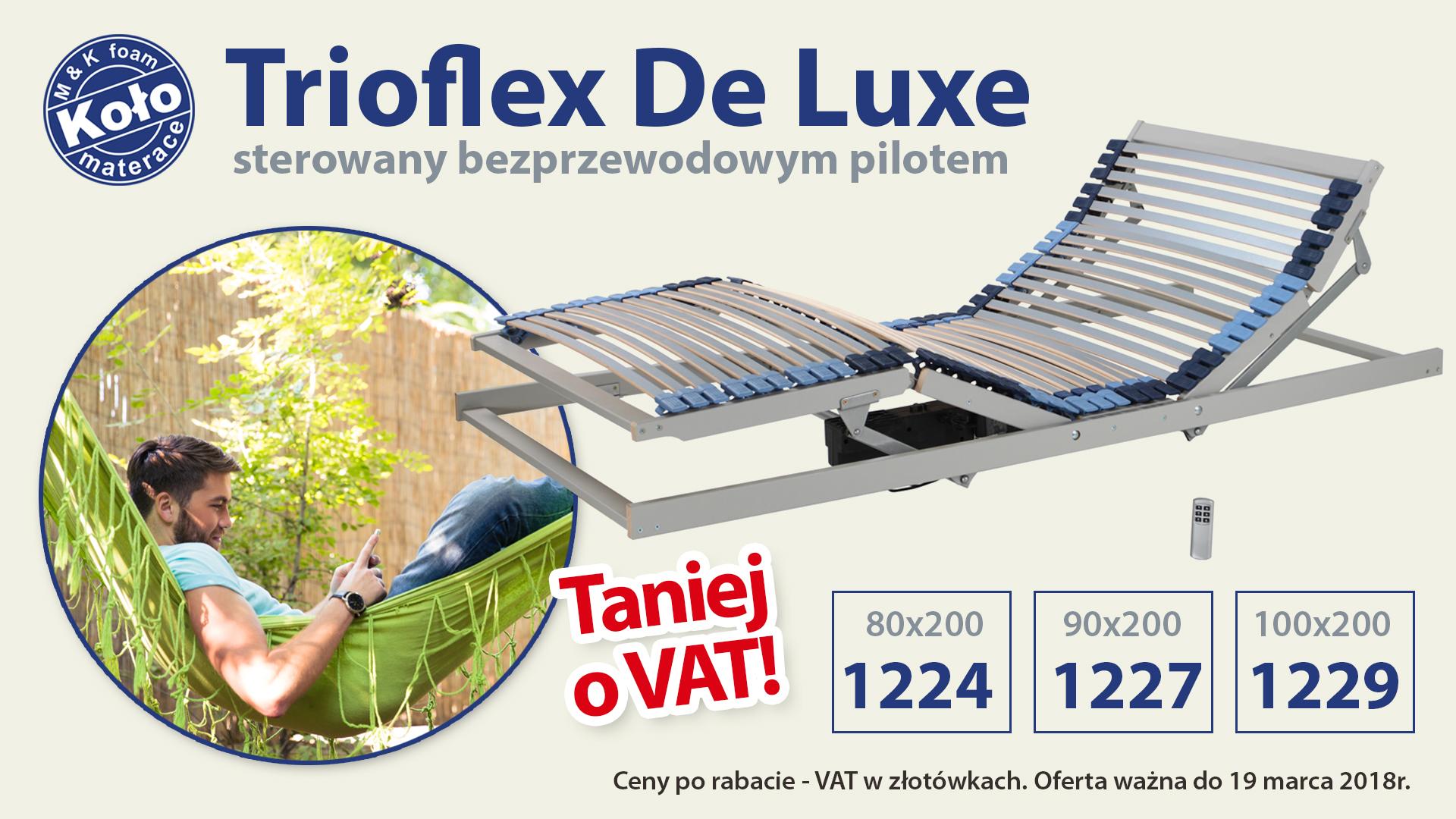 Stelaż Trioflex De Luxe Pilot Bezprzewodowy